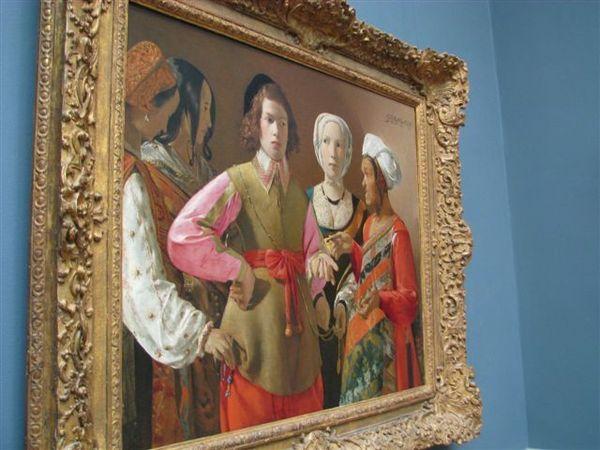 法國繪畫大師--拉圖爾