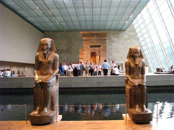 大都會博物館的鎮館寶--丹度爾神殿