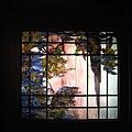 蒂芬妮彩繪玻璃窗