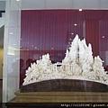 中國贈送給聯合國的象牙雕刻