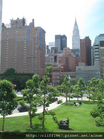 聯合國公共花園