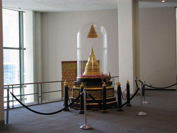 各國送給聯合國的禮物(泰國)