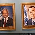 最近兩任聯合國秘書長