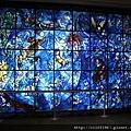 夏卡爾的彩繪玻璃