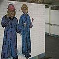 紐約地鐵馬賽克藝術