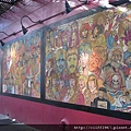 格林威治村壁畫