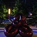 Jeff Koons 的雕塑品