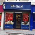 最愛的茶葉專賣店--whittard