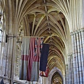 聖彼得大主教教堂高聳的哥德肋拱