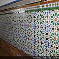 托雷多火車站--牆上磁磚