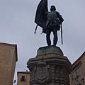 胡安布拉佛Juan Bravo--1520年領導鄉民抵抗卡洛斯五世的軍隊入侵