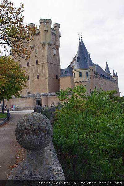 塞哥維亞城堡ALCÁZAR
