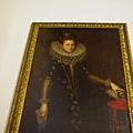 塞哥維亞城堡ALCÁZAR--伊莎貝拉女王