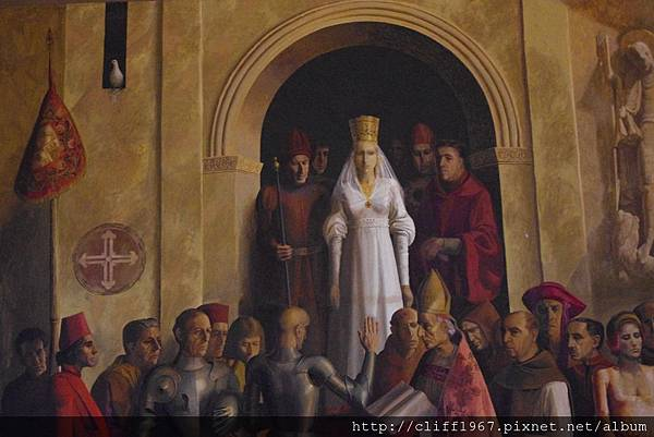 伊莎貝拉女王登基