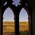 由塞哥維亞城堡ALCÁZAR外眺