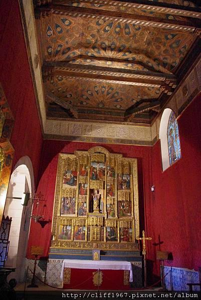 皇家禮拜堂主祭台