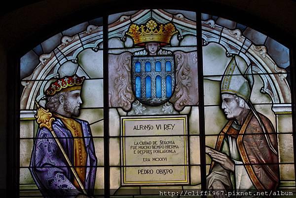 阿豐索六世--從摩爾人手中收復塞哥維亞