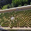 塞哥維亞城堡ALCÁZAR--花園