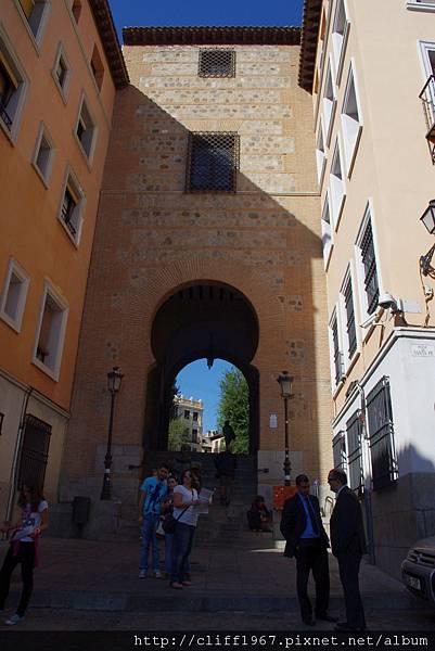 摩爾人城門