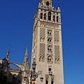 大主教教堂鐘塔--Giraldar吉拉達塔