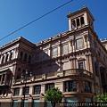 Avenida de la Constitución上的美麗建築