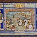 西班牙廣場/阿維拉磁磚畫