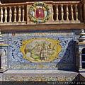 西班牙廣場--Cvenca磁磚畫