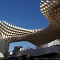 Metropol Parasol--德國建築師 Jürgen Mayer Hermann的驚世傑作