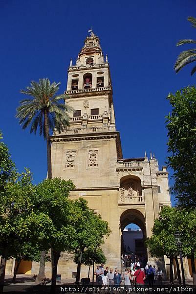 大清真寺鐘塔