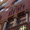 加泰隆尼亞音樂廳--多明尼克的不朽巨作
