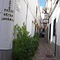 舊猶太人街小巷弄