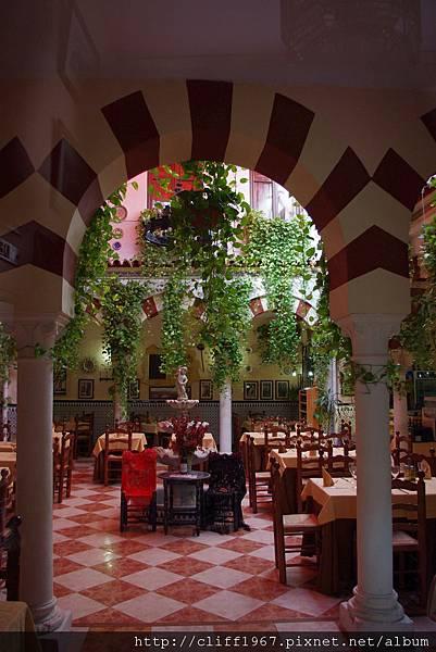 舊猶太人街某家餐廳