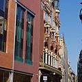 加泰隆尼亞音樂廳--擴建部分