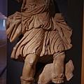 巴塞隆納市立歷史博物館館藏--古羅馬阿特米斯石刻