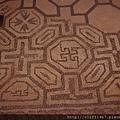 巴塞隆納市立歷史博物館館藏--古羅馬遺址馬賽克地板