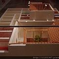 巴塞隆納市立歷史博物館館藏--古羅馬遺址模型
