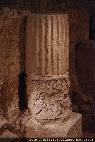 巴塞隆納市立歷史博物館館藏--古羅馬遺址
