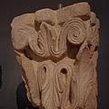 巴塞隆納市立歷史博物館館藏--古羅馬柱頭