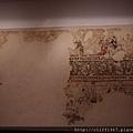 巴塞隆納市立歷史博物館館藏--古羅馬遺址濕壁畫