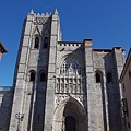 阿維拉大主教教堂Catedral del Salvador de Ávila