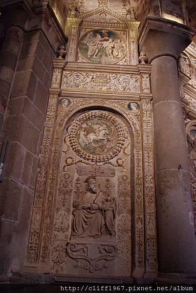 阿維拉大主教教堂--聖馬太