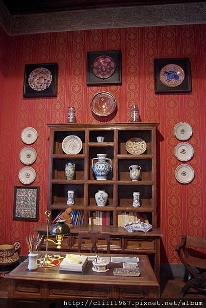 聖十字博物館--館藏磁器