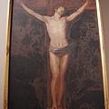 Museo de Santa Cruz--利比拉的耶穌釘十字架
