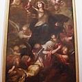 聖十字博物館館藏畫作--聖母升天