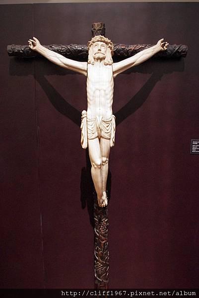 象牙耶穌像
