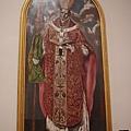 EL GRECO畫作--四大教父之聖奧古斯丁