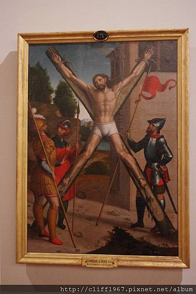 聖安德烈殉教圖