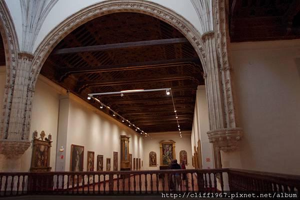 聖十字博物館繪畫長廊