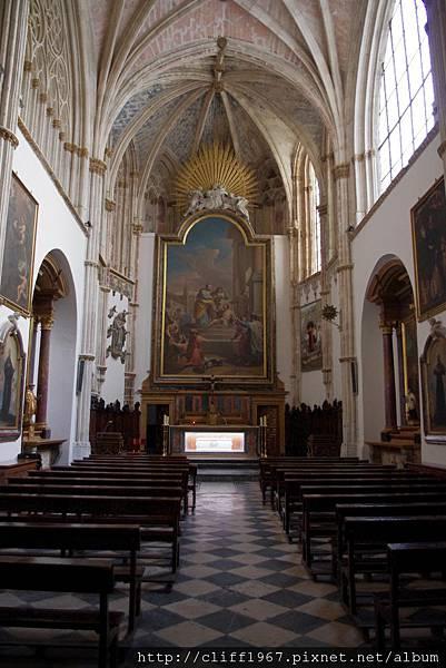 大主教教堂禮拜堂