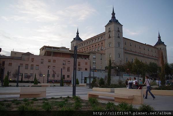 拖雷多城堡Alcazar